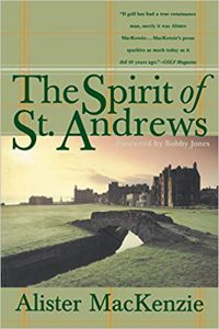 The Spirit of St Andrews Book Cover