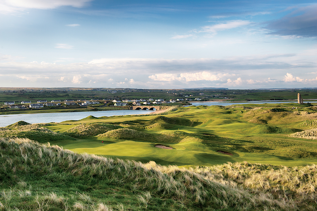Lahinch Golf Club Landscape